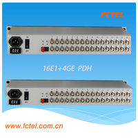 E1 to Ethernet pdh add and drop multiplexer
