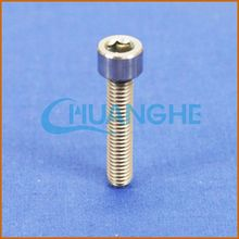 china supplier tri wing flat head security screw