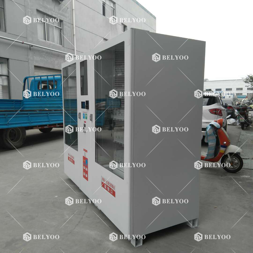 Factory Directly Supply No Body Vending Machine Lucky Box Vending Game Vending Machine Manufacturer