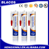 Non Toxic Glass Food Grade Adhesive Silicone Sealant