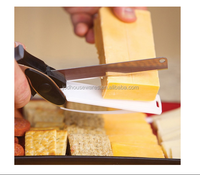 Very Popular on Amazon of 2-in-1 Replace Kitchen Knives --Cutting Board