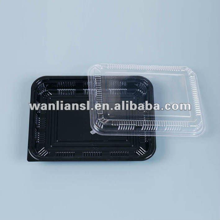plastic container with lid