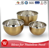 3pcs Stainless Steel Mixing Bowl Set
