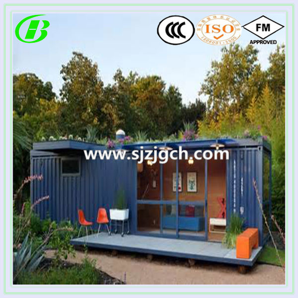 20ft Luxury Container House for rent from factory