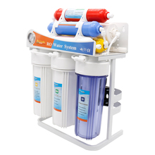 5 6 7 8 stage compact reverse osmosis system for home use