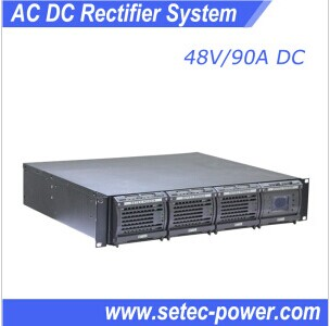 48V good quality switching model power supply for telecom