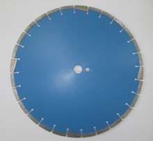 Dry or Wet Cutting Sintered Turbo Diamond Saw Blade