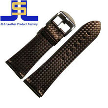 2015 new arrival High quality cowhide leather watch bands wholesale gentle on skin