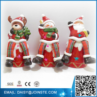 Christmas dolls blank ornaments