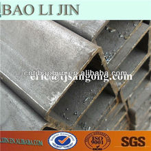 Electronic Resistance Welded Black square steel tube