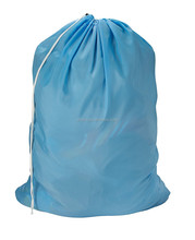 Wholesale waterproof cheap dry cleaning nylon hotel laundry bag