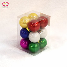 4-7CM Factory whole sell Color Mixture Pearl Ball Falcata Tree Decor
