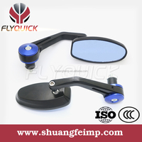 SF114 china supplier OEM ODM factory and good qualit side mirror motorcycle part with more color form wenzhou manufacturer