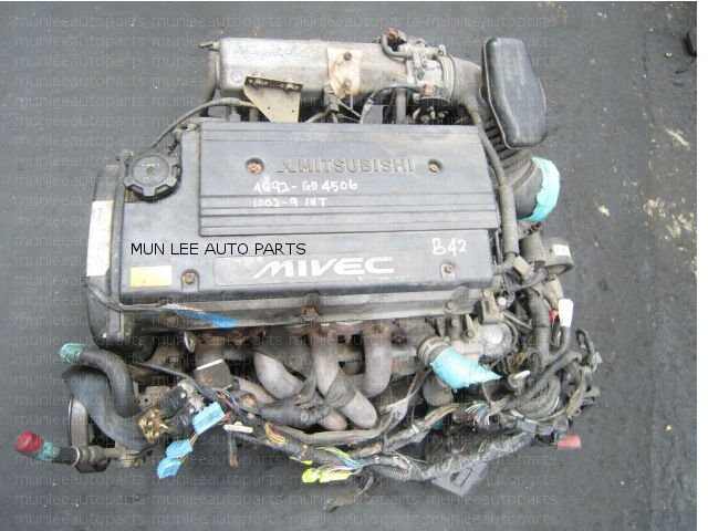 JDM FOR Mitsubishi Mivec 4G92 CKD Used Petrol Engine