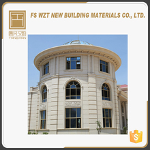 Foshan factory ODM villa aluminum glass curtain wall