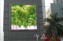 Zhenhua competive price led screen, p12.5 outdoor advertising led display,p12.5 moving message led sign board