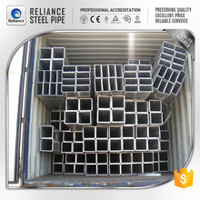RELIANCE GALVANIZED SQUARE STEEL PIPE MANUFACTURER