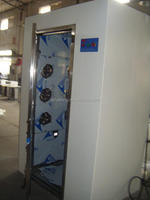 Fully Automatic Infrared Induction blowers Air Shower Cleanroom Chamber