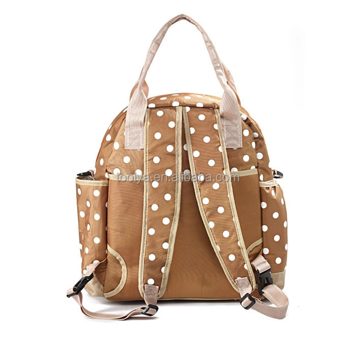 Multifunctional Nappy Mummy Bag Maternity Handbag Lovely Shoulder Diaper Bags Baby Totes