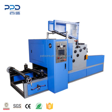 High Production Optional Aluminium Foil Cutter Rewinding Machine