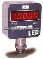 Digital Pressure Gauge LED