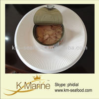 Canned tuna fish brands K-Marine