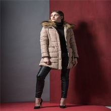 Latest unique design special keeping warm jacket overcoat from China