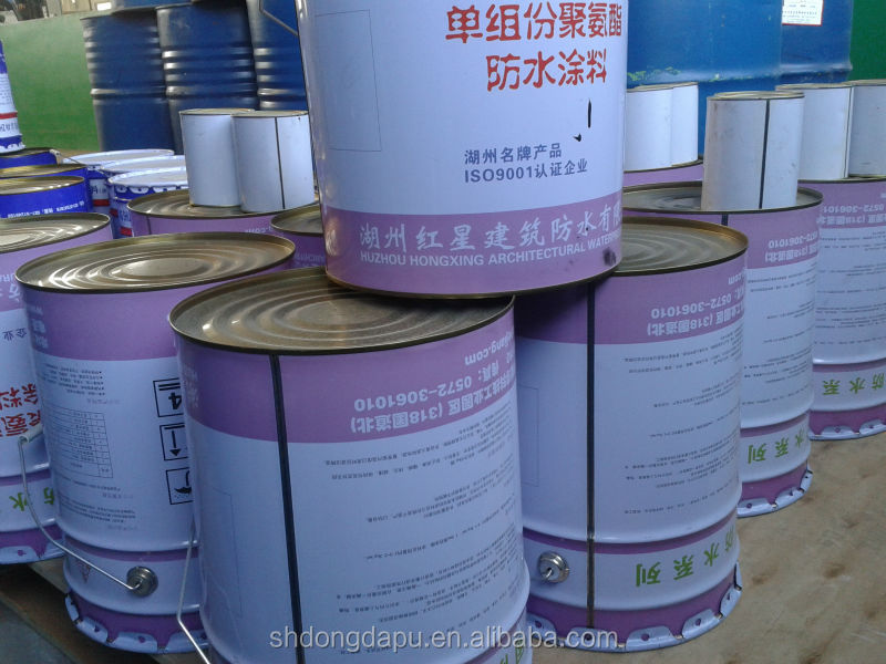 Shanghai Dongda Hydrophobic Pu Grouting Material with high quality