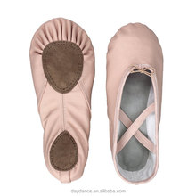 Soft Sole Dance Shoe Genuine Leather Ballet Shoes