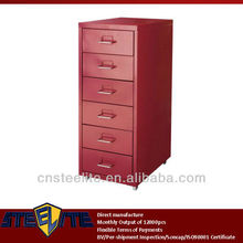Under desk cosmetic storage cabinet / salon storage cabinets