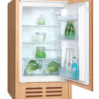 Built In Single Door Refrigerator Freezer