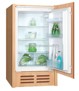 Built in single door refrigerator freezer display fridge mini fridge