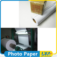 modern design cheap cost light sensitive photo paper