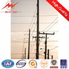 11kv electric telescoping pole 1250Dan for power transmission