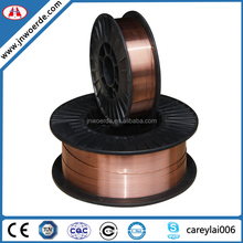 copper coated mild steel welding wire co2 mig mag welding wire er70s-6