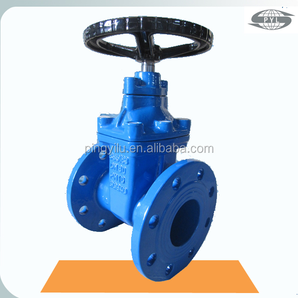 resilient seated water valve Z45X-16 manufacturers