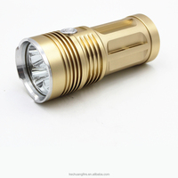 14000 Lumens 3 /4/5/6/7/8/9/10/11/12/13/14 x T6 LED Flashlight Camping Lamp 18650 Aluminum Alloy Torch Light for Outdoor