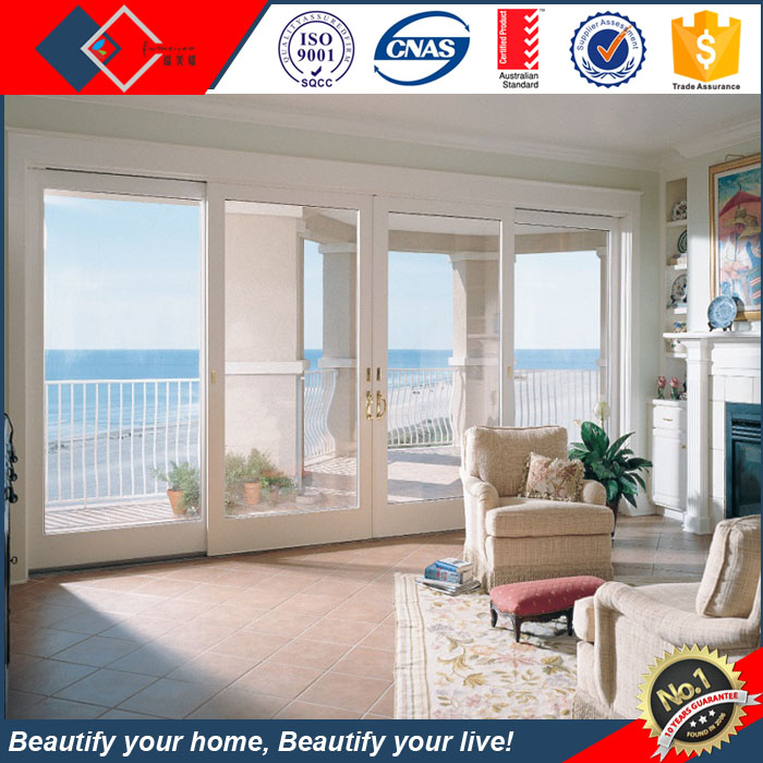 CE/ISO Certificate Durable Heat Insulation Bay Window Lowes