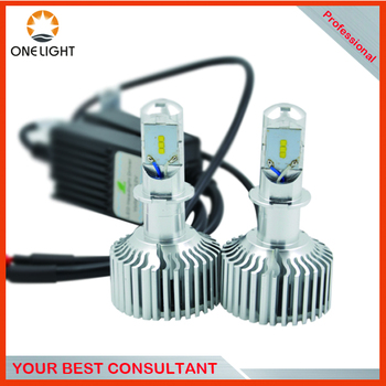 Little Current X3500 H3 CANBUS LED headlight motorcycle accessories thailand car accessories supplier