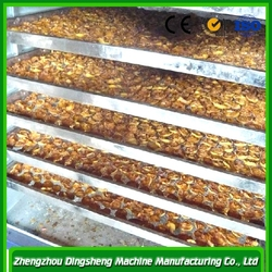 Industrial Food Dehydrator/stainless steel food dryer/fruit and vegetable drying machine