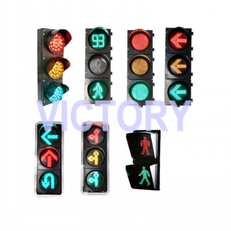 Remote Control Solar Powered Battery Operated Traffic Light