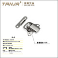 many stainless steel or steel latch with iron box