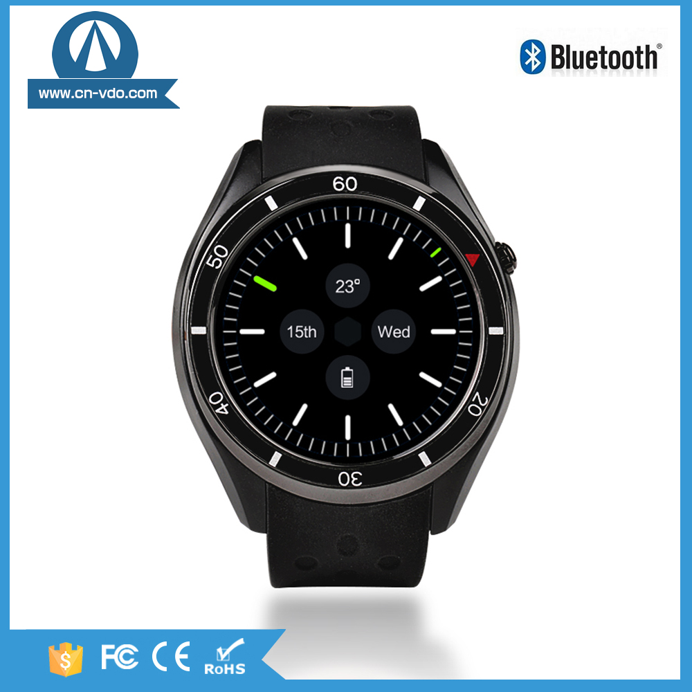 I3 Android Smartwatch Phone MTK6580 3G WiFi GPS Smart Watch 512MB 4GB Pedometer Heart Rate Monitor Bluetooth Wristwatch