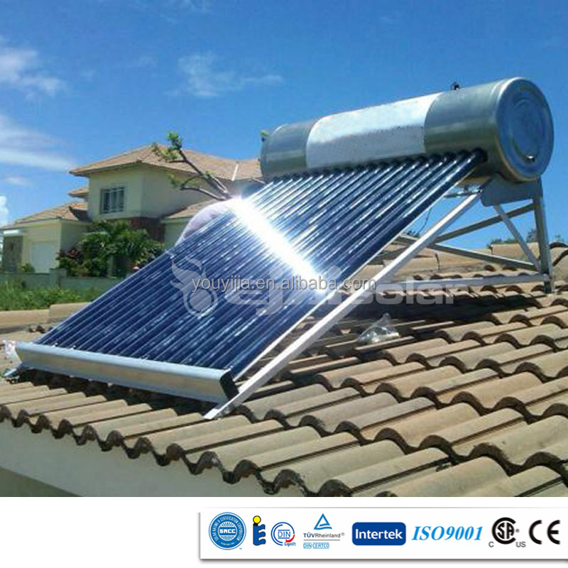 Solar Water Heater Thermal Solar Central Heat System