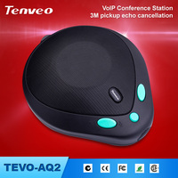 TEVO-AQ2 Competitive advantage of low-cost wired usb mic Video Conference ViewStation TV Quality w/ Accessories Cables Mic