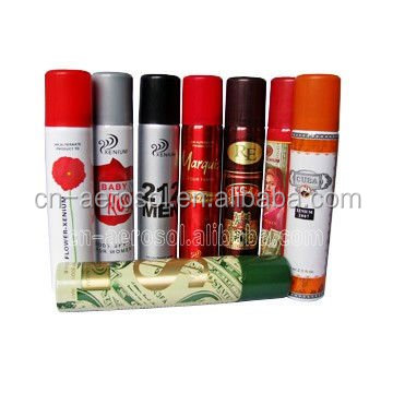 200ml Anti-Perspirant and perfume Deodorant Body Spray