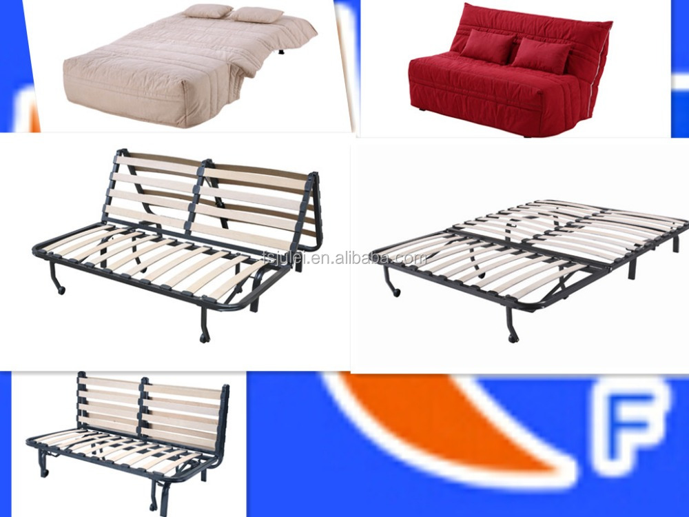 space saving and easy control folding sofa bed frame DJ-SD08