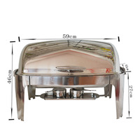 Chafing Dish,Economy stainless steel chafing dishes