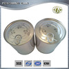 1 liter tin can round metal can with ring pull cap chemical packaging made in China