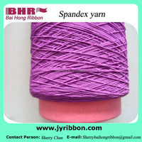 Spandex yarn in spandex yarn for knitting band elastic spandex thread